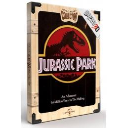 Jurassic Park, Jurassic Park Tableau En bois WoodArts 3D Logo