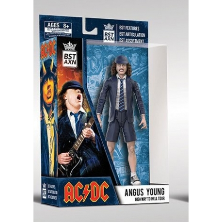AC/DC BST AXN Action Figure Angus Young, AC/DC