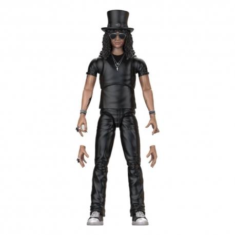 Guns N' Roses Slash BST AXN Action Figure, Music