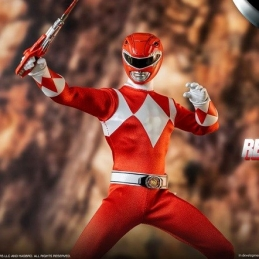 Mighty Morphin Power Rangers FigZero Action Figure 1/6 Red Ranger