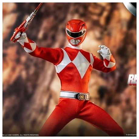 Mighty Morphin Power Rangers FigZero Action Figure 1/6 Red