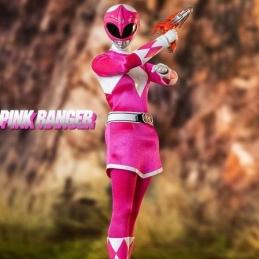 Mighty Morphin Power Rangers FigZero Action Figure 1/6 Pink Ranger