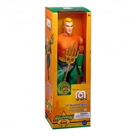 DC Comics Action Figure Aquaman 36 CM MEGO, Superheros Comics