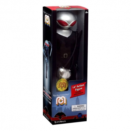 DC Comics Action Figure Black Manta Mego 36 cm, Superheros