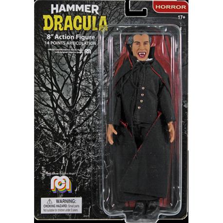 Hammer Films Action Figure Dracula Mego, Vampire/Dracula...