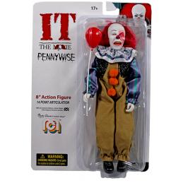 Ça, « It » est revenu 1990 Figurine Burned Face Pennywise Mego