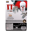 It 1990 Action Figure Burned Face Pennywise Mego, It