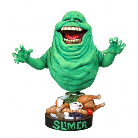 Head Knocker Slimer Ghostbusters Neca, Ghostbusters
