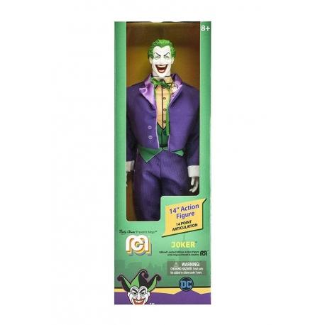 DC Comics Action Figure Joker New 52 Mego 36 cm, BATMAN