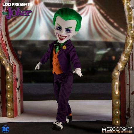 Joker DC Universe Living Dead Dolls Mezco, Living Dead Dolls
