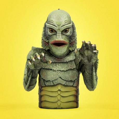 Creature From The Black Lagoon Spinature Vinyl Bust, Music