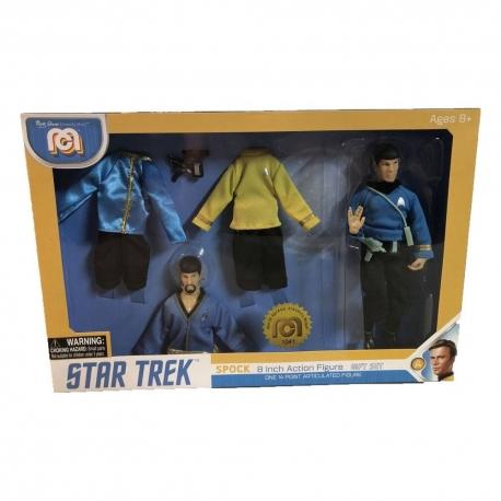 Star Trek TOS Action Figure Spock Gift Set Mego, Star Trek