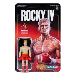 Rocky 4 Action Figure ReAction Ivan Drago (Beat-Up) Super7