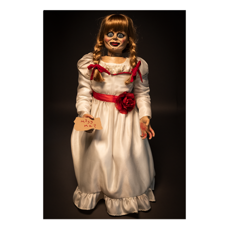 The Conjuring - Annabelle Doll Prop Replica 102cm Trick or