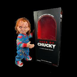 Chucky, Seed Of Chucky - Réplique Poupée Chucky 80 cm Trick or