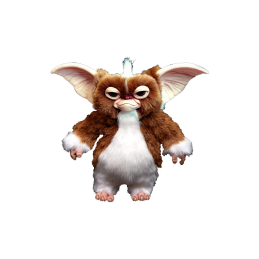 Gremlins Stripe Mogwai Puppet Prop Trick or Treat Studios