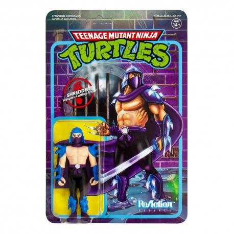 Teenage Mutant Ninja Turtles ReAction Action Figure