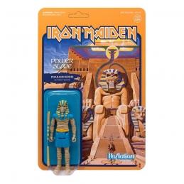 IRON MAIDEN, Iron Maiden Figurine ReAction Powerslave Super7