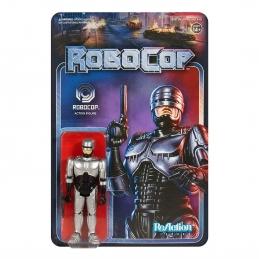 Robocop Action Figure ReAction Super7
