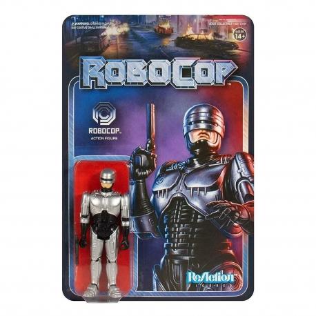 Robocop Action Figure ReAction Super7, Robocop