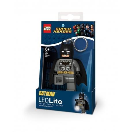 LEGO Super Heroes Light-Up Keychain Batman, BATMAN