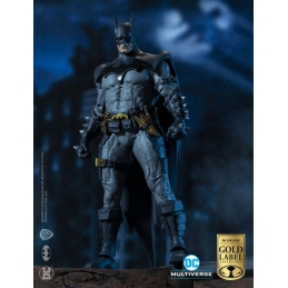 DC Multiverse Action Figure Batman Designed by Todd McFarlane Gold Label Collection