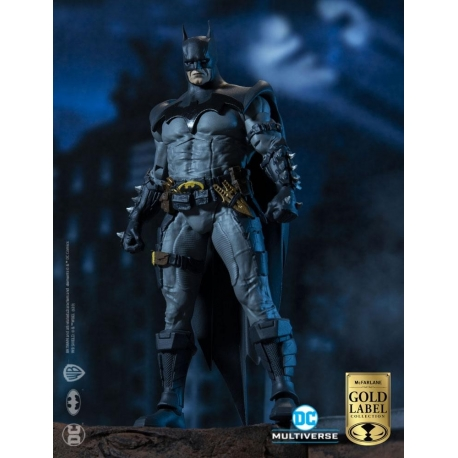 DC Multiverse Action Figure Batman Designed by Todd McFarlane