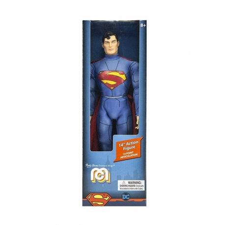 DC Comics Action Figure Superman New 52 Mego 36 cm, Superman