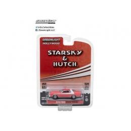 Starsky & Hutch Hollywood Series 18 Diecast Model 1/64 1976 Gran Torino