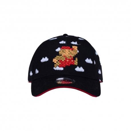 Super Mario Cap Hip Hop Cloud Video Games, Mario/Nintendo