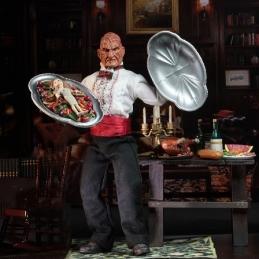 Nightmare On Elm Street 5 Figurine Retro Chef Freddy Neca