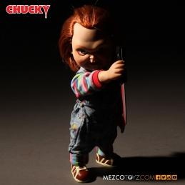 Child's Play: Talking Sneering Chucky Mezco