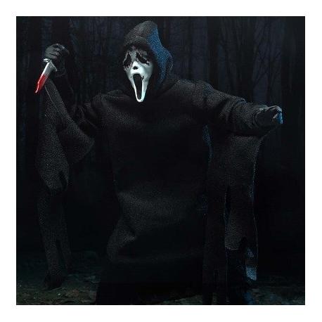 Scream Action Figure Ultimate Ghostface Neca, Scream