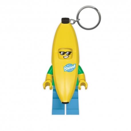 LEGO Classic Light-Up Keychain Banana, Keychains