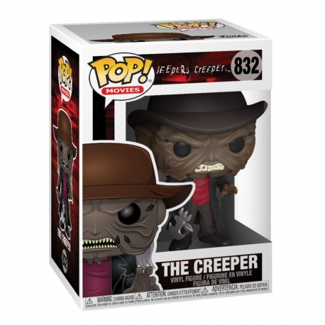 Jeepers Creepers POP N°832 Movies Vinyl Action Figure
