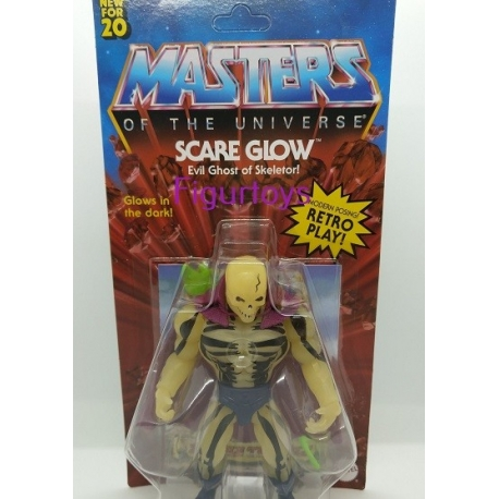 Masters Of The Universe Origins 2020 Action Figure Scare Glow