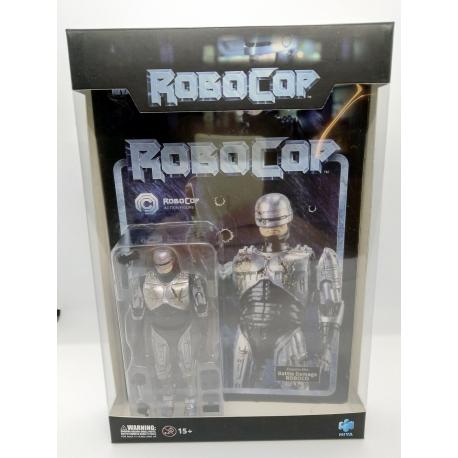 Robocop Action Figure Battle Damage Robocop Previews Exclusive