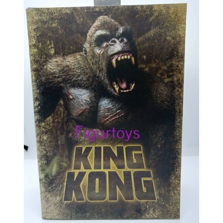 King Kong Action Figure Neca, Godzilla/King Kong