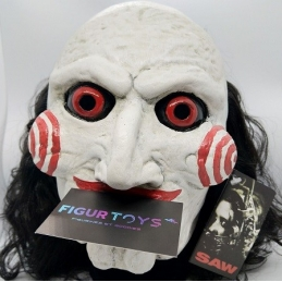 Saw Billy Puppet Mask Trick or Treat Studios, Saw