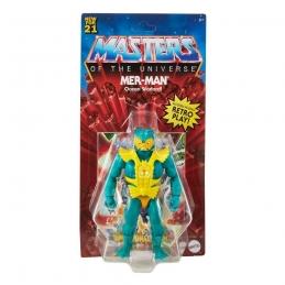 Masters Of The Universe Origins 2021 Action Figure Mer-Man Mattel