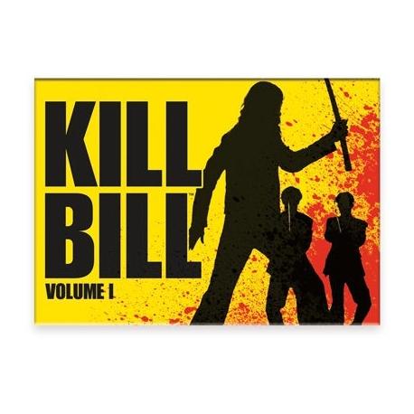 Kill Bill Fight Flat Magnet, Quentin Tarantino