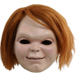 Scarred Chucky Plastic Mask Curse Of Chucky Trick Or Treat