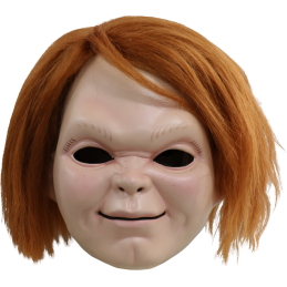 Scarred Chucky Plastic Mask Curse Of Chucky Trick Or Treat Studios