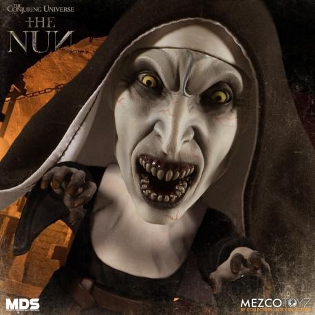 The Nun Action Figure MDS Mezco, Annabelle / The Nun / Conjuring