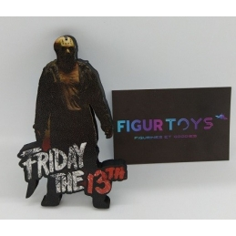 Friday The 13Th Jason Magnet