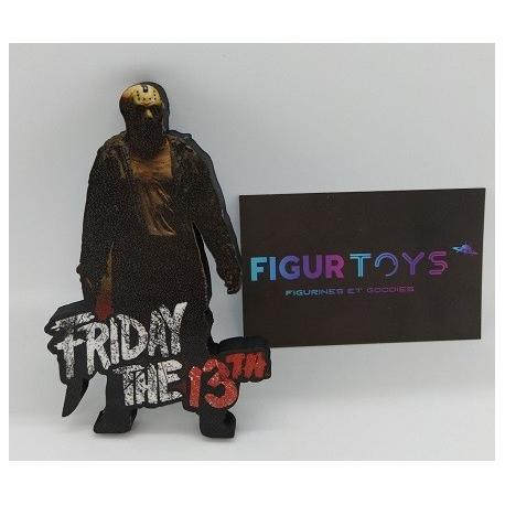Friday The 13Th Jason Magnet, Friday The 13th/ Jason