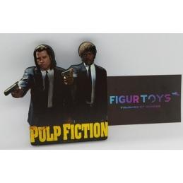 Pulp Fiction Duo Guns Magnet, Quentin Tarantino
