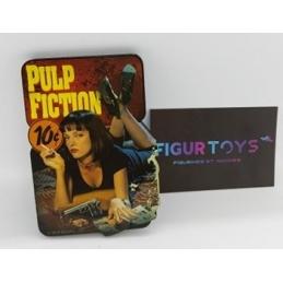 Magnet Pulp Fiction One Sheet Magnet