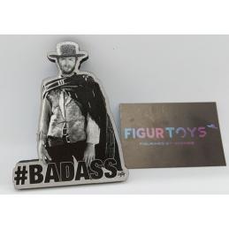 Clint Eastwood WESTERN BADASS MAGNET, Goodies