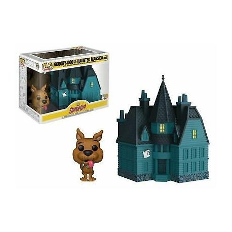 Scooby Doo POP! Town Vinyl Action Figure Haunted Mansion